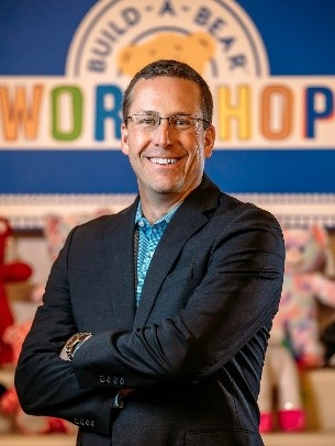 Profile picture of Mike Early of Build-A-Bear Workshop.